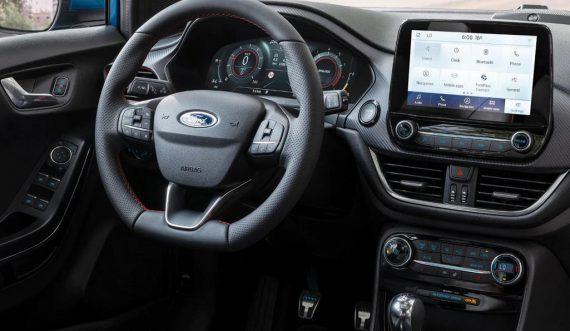 салон Ford Puma 2020 фото