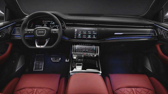 салон нового Audi SQ8 2020
