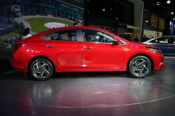 диски Hyundai Solaris 2020 года