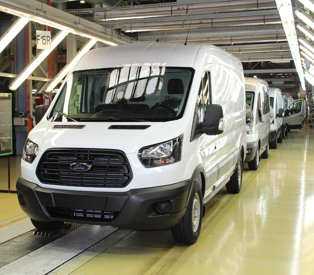 фото нового Форд Транзит 2019 – 2020 в России
