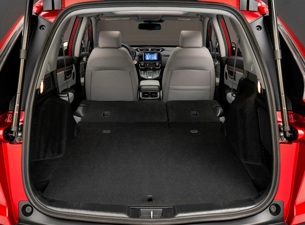 интерьер Хонда CR-V 2020
