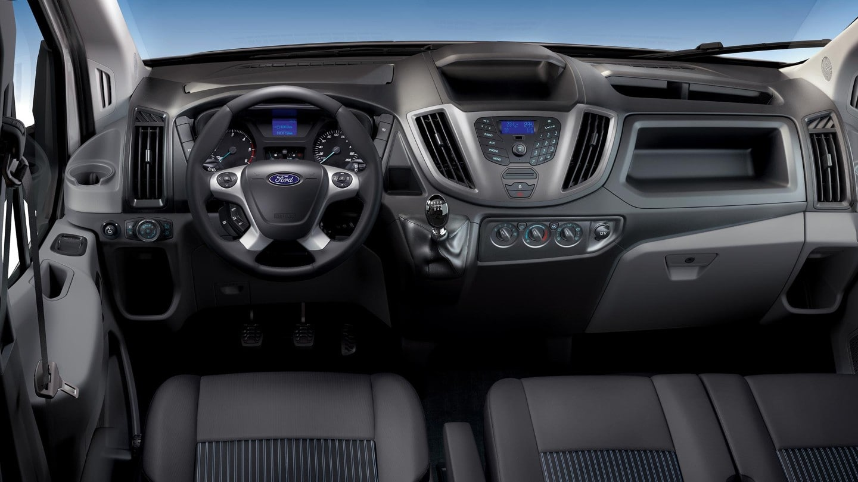 салон Ford Transit 2021 года