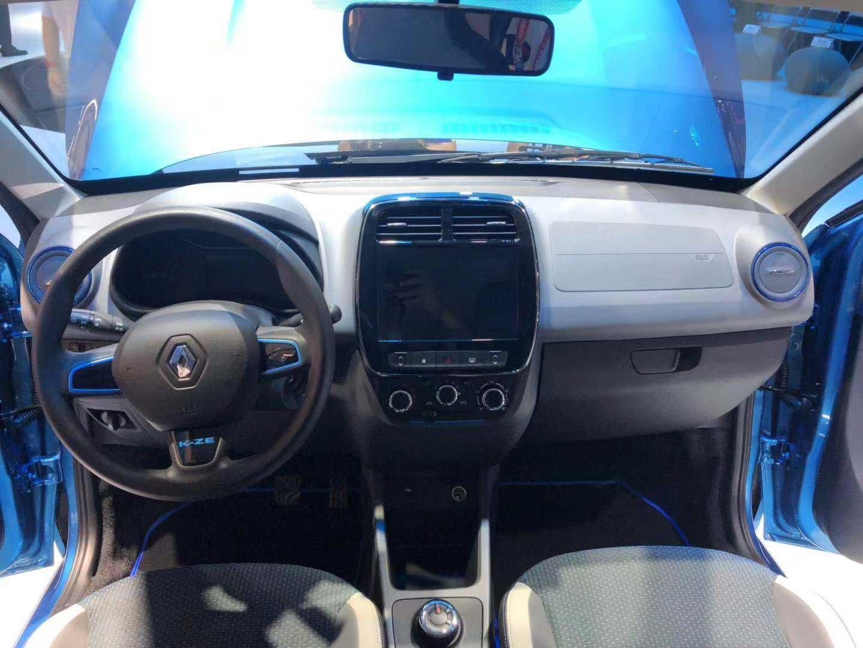 салон Renault City K-ZE 2020 фото
