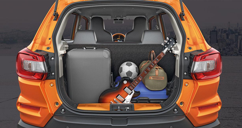 багажник Suzuki S-Presso 2020