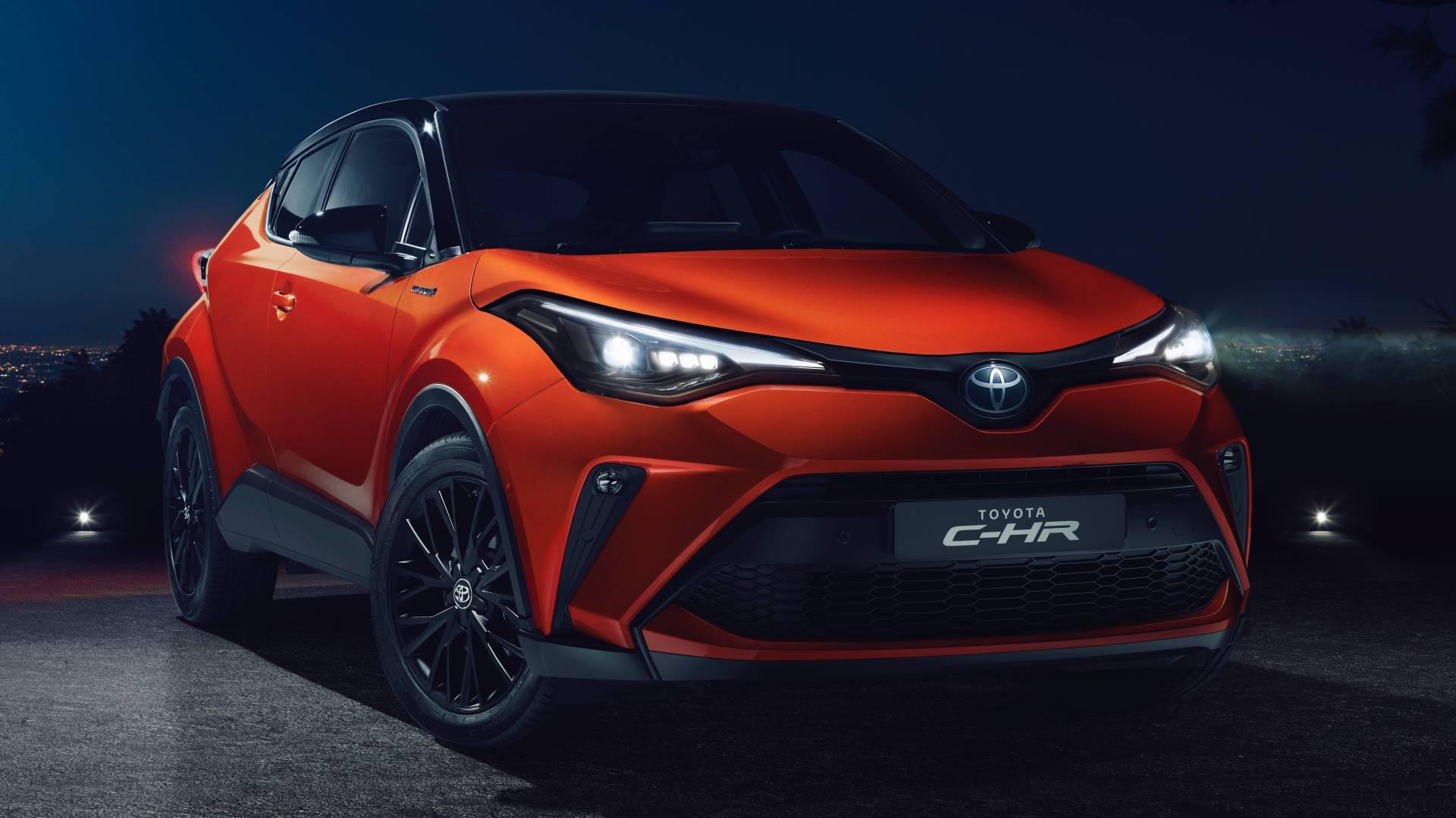 Фото Toyota C-HR 2020 от http://autompv.ru/