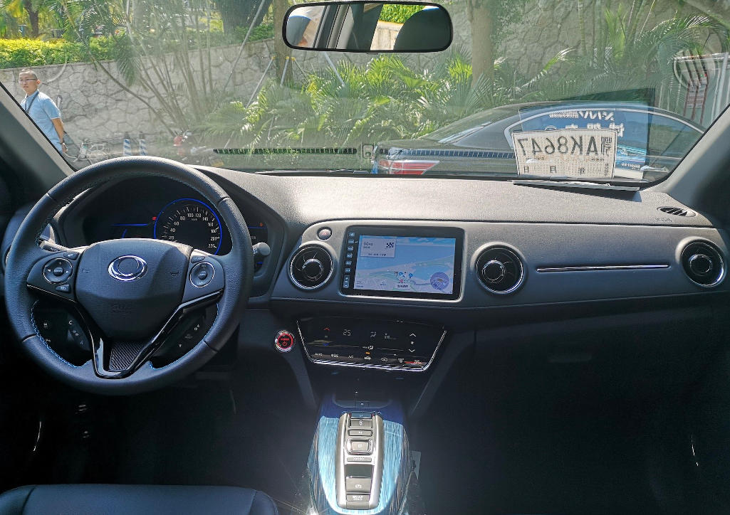 фото салона DongFeng Honda Siming X-NV