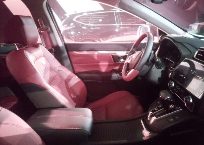 интерьер Honda Breeze 2020
