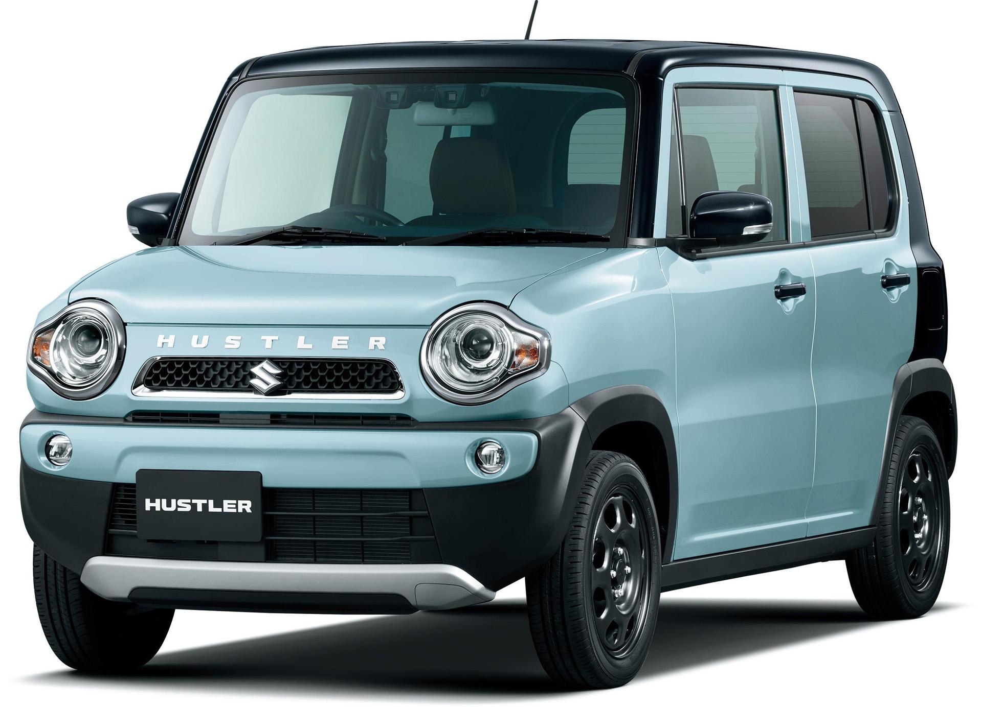 новый Suzuki Hustler 2020 фото
