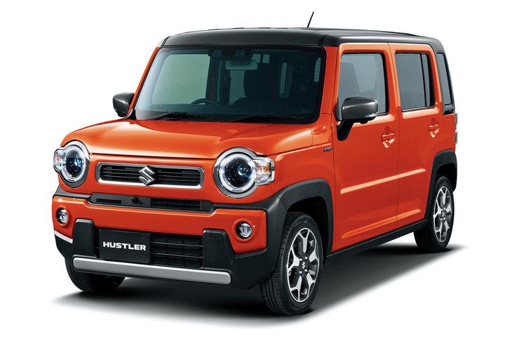Новый Suzuki Hustler 2020