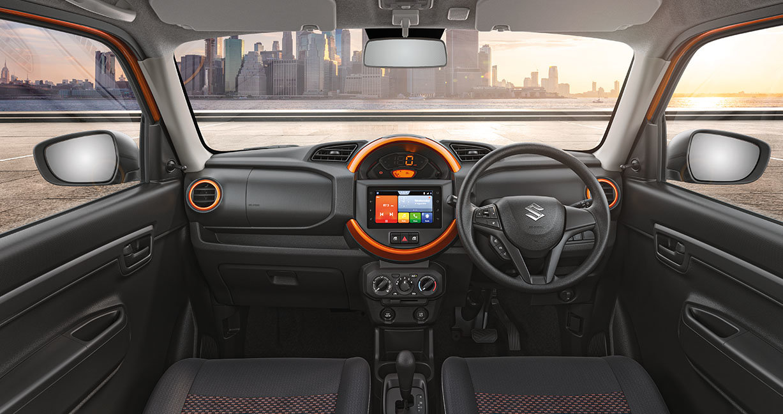 салон Suzuki S-Presso 2020 фото