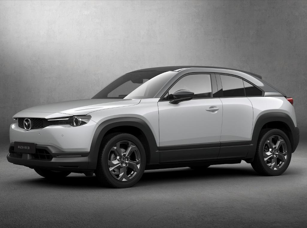 фото Mazda MX-30 2020 года