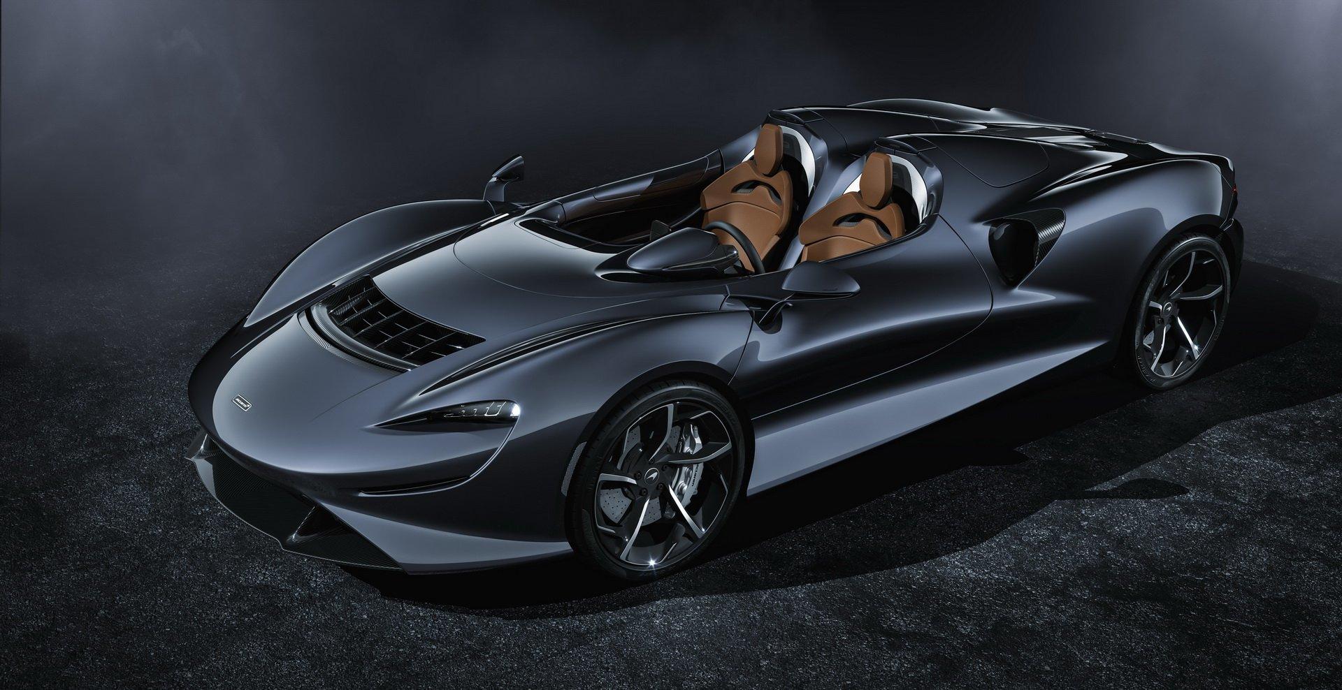 фото McLaren Elva 2020 года