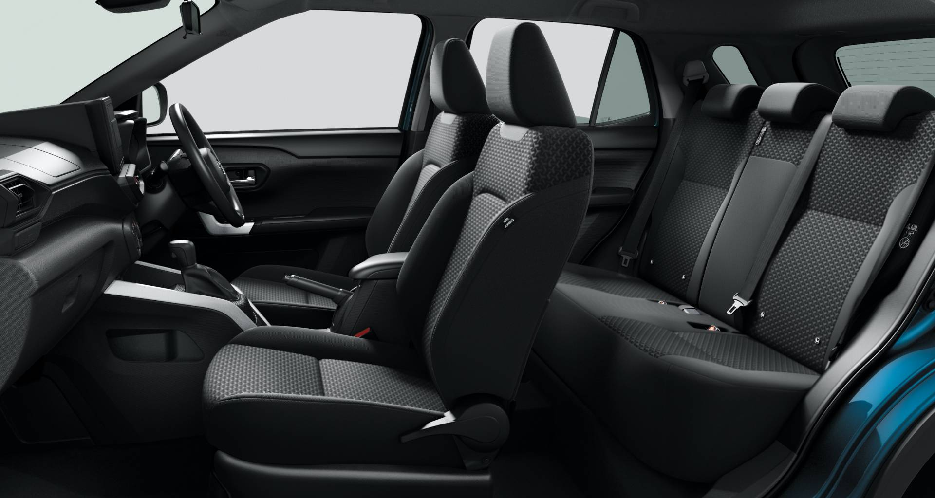 салон Toyota Raize 2020 фото