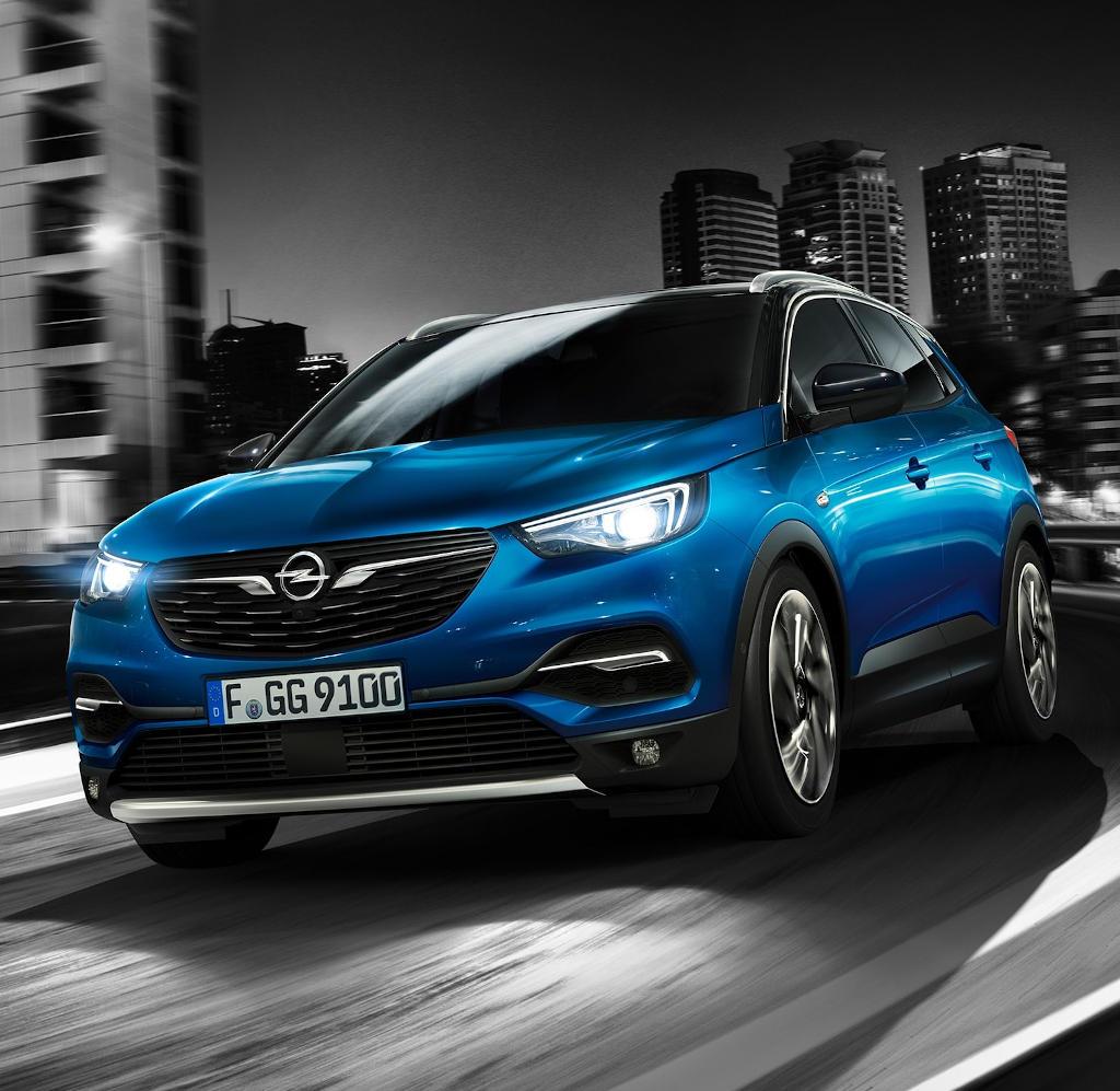 фото Opel Grandland X в России