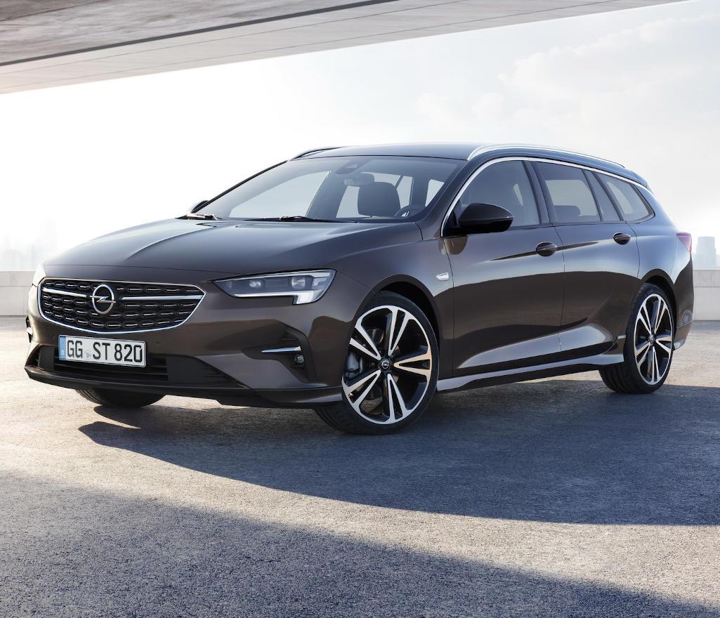 фото Opel Insignia 2020 Универсал