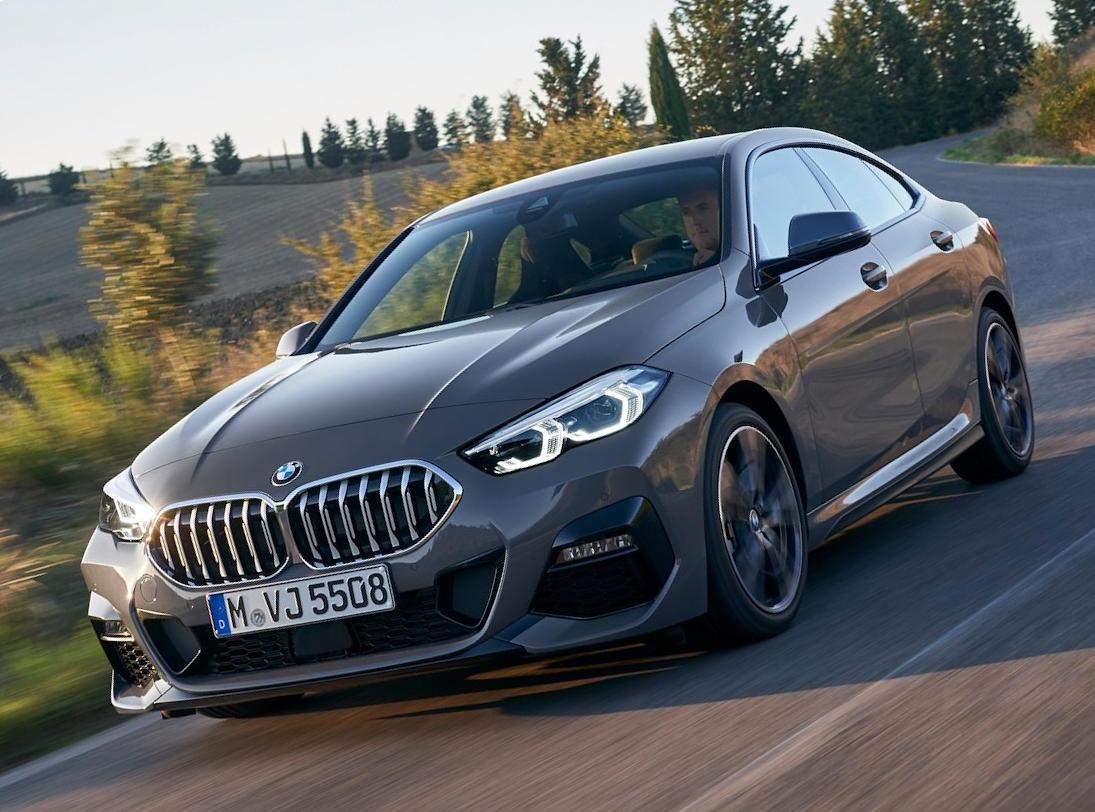 BMW 2-Series Gran Coupe 2020 в России