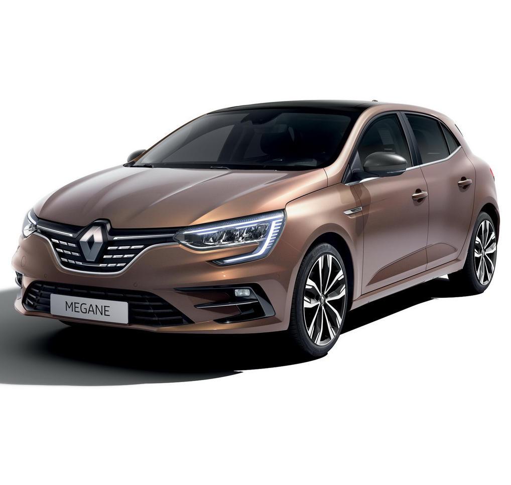 фото Renault Megane 2020 года