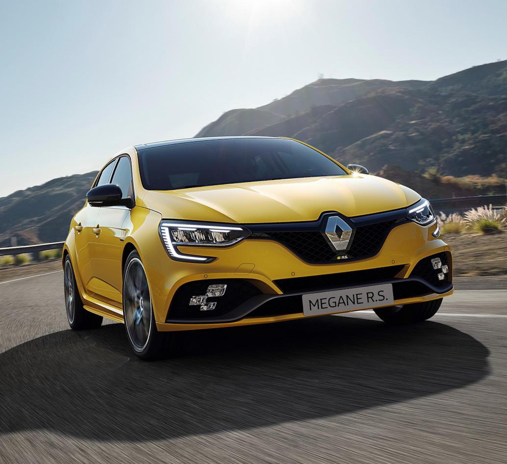 фото Renault Megane R.S. Line 2020