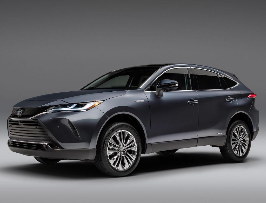 фото Toyota Venza 2021 года