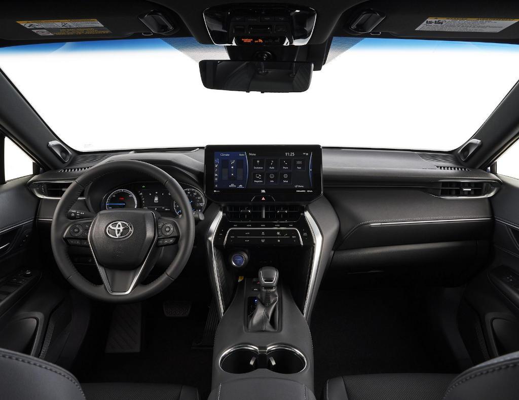 салон Toyota Venza 2021