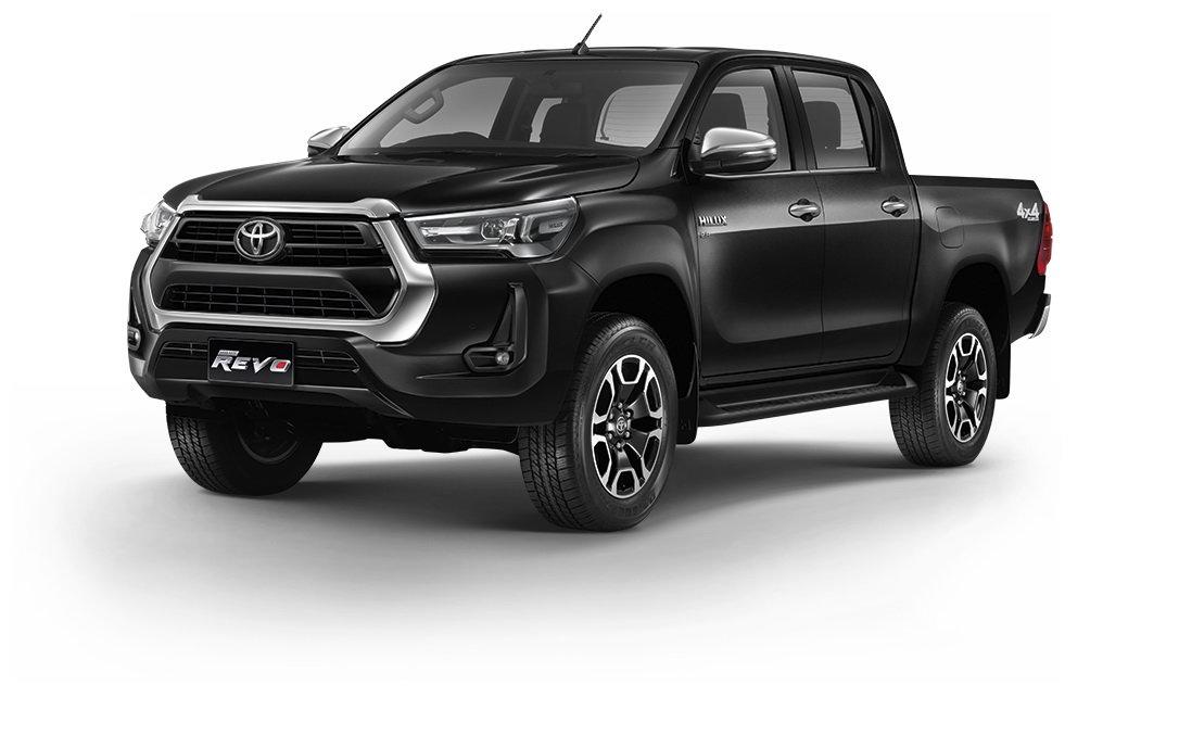 фото нового Toyota Hilux 2021 года