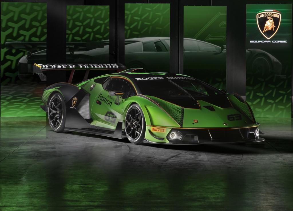 фото Lamborghini Essenza SCV12
