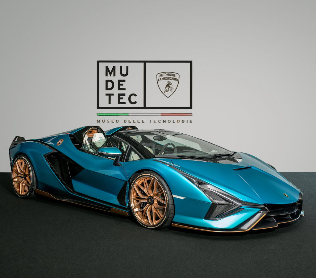 фото Lamborghini Sian 2021 года