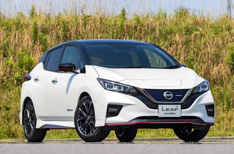 фото Nissan Leaf Nismo 2021 года