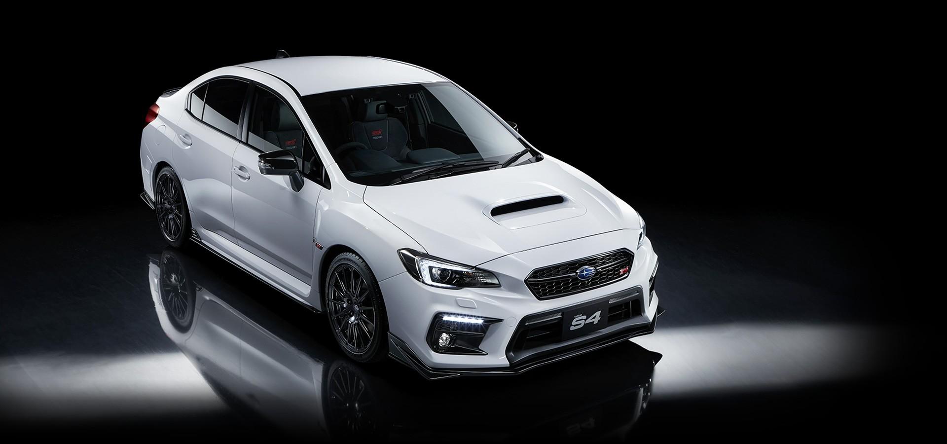 фото Subaru WRX S4 STI Sport EyeSight 2021