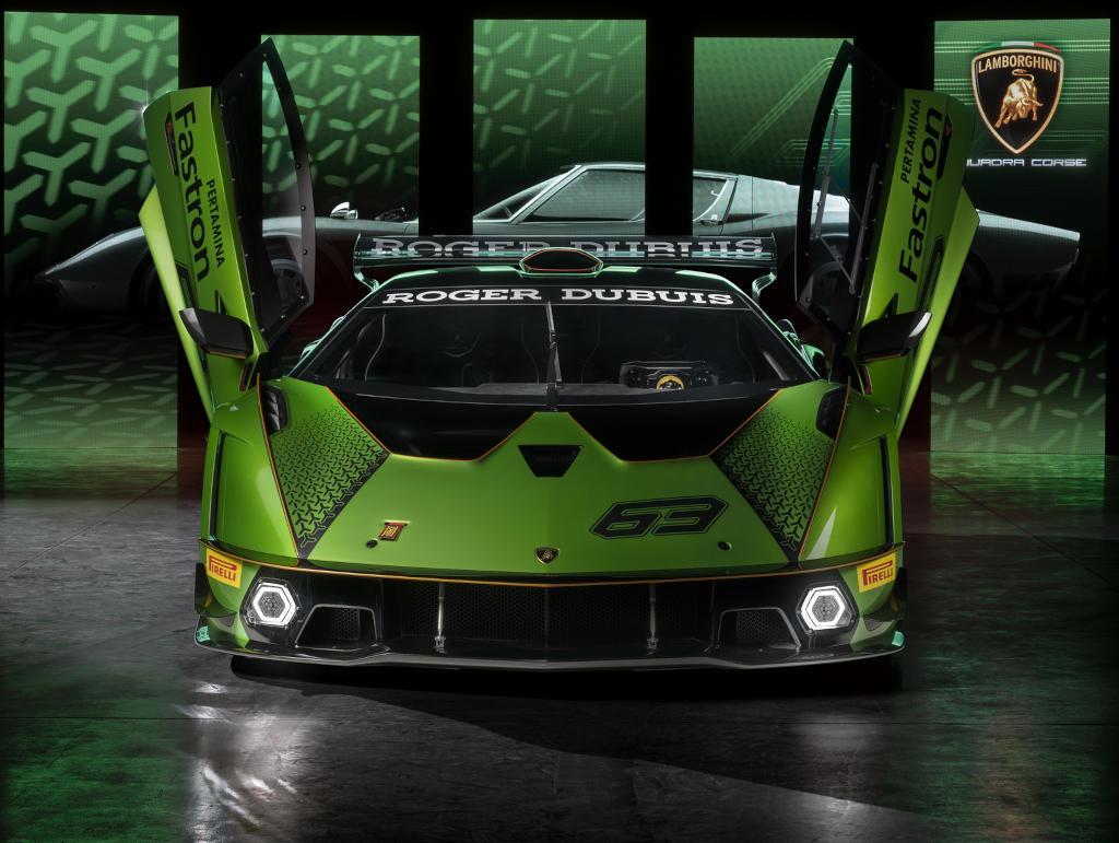 ламбо-двери Lamborghini Essenza SCV12