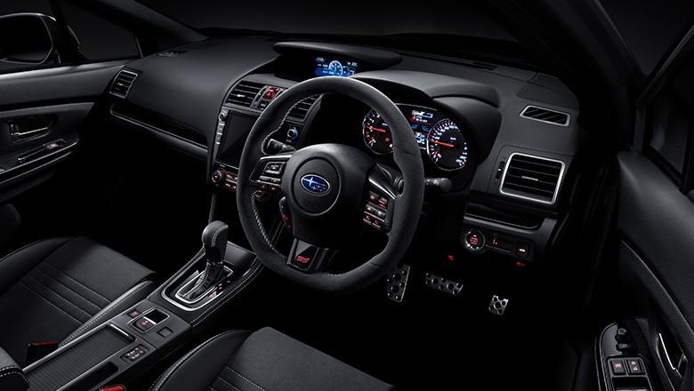 салон Subaru WRX S4 STI Sport EyeSight 2021