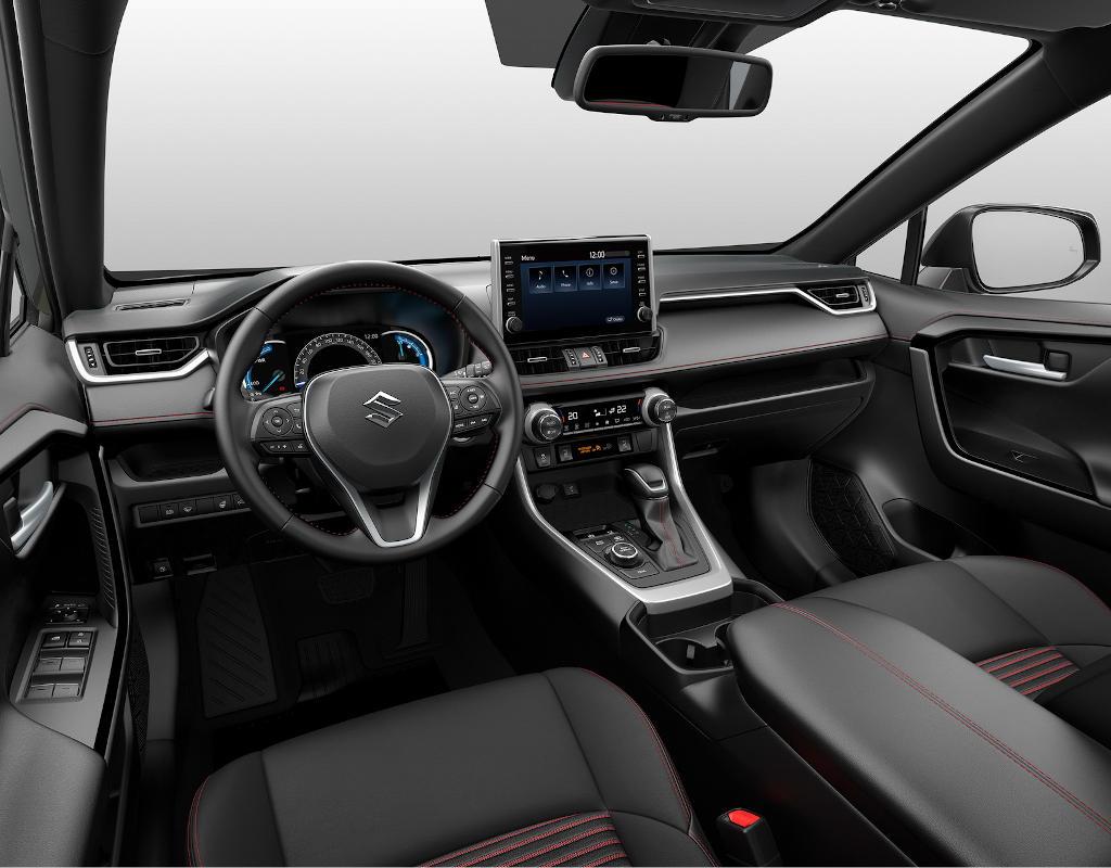 салон Suzuki Across 2021