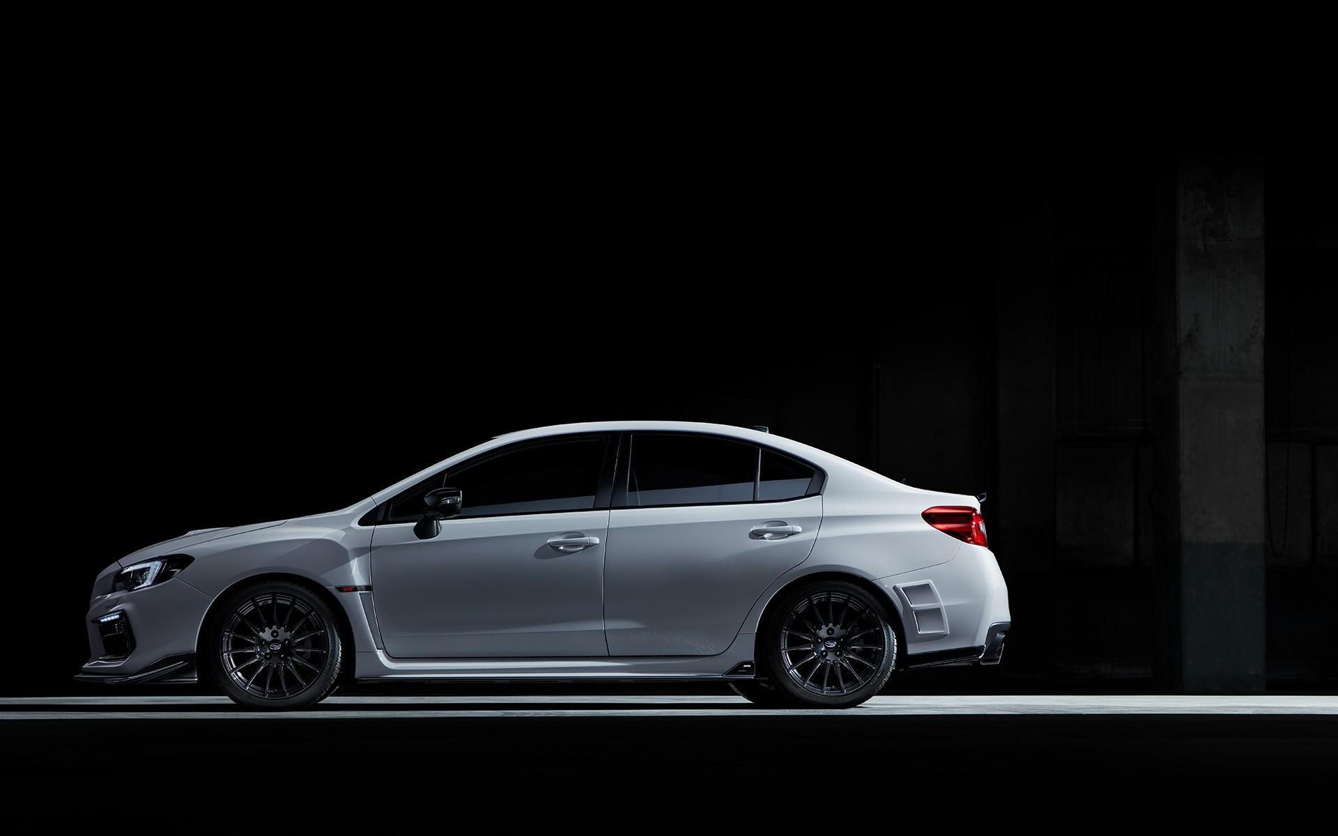 Subaru WRX S4 STI Sport EyeSight 2021 сбоку