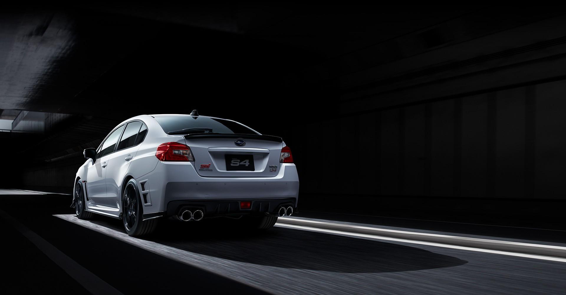 Subaru WRX S4 STI Sport EyeSight 2021 задние фонари