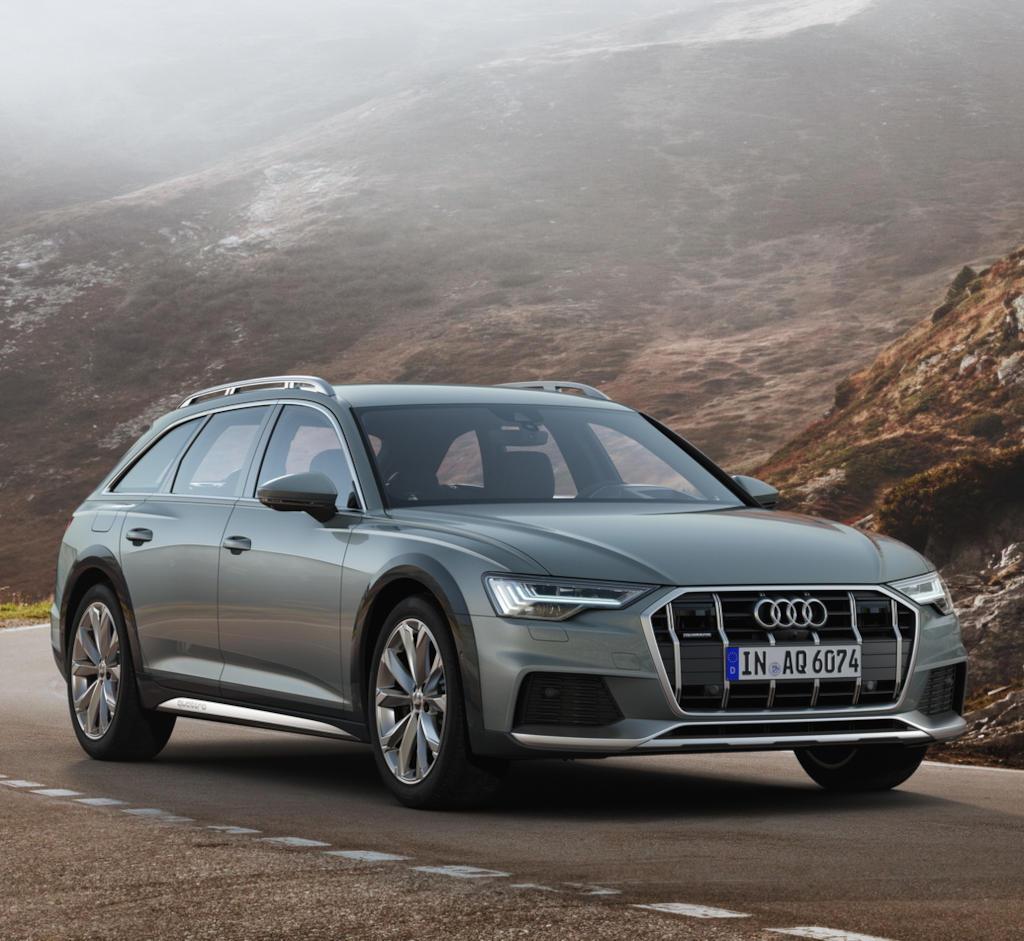 фото Audi A6 allroad quattro 2021 года