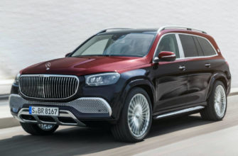 фото Mercedes-Maybach GLS 600 2021