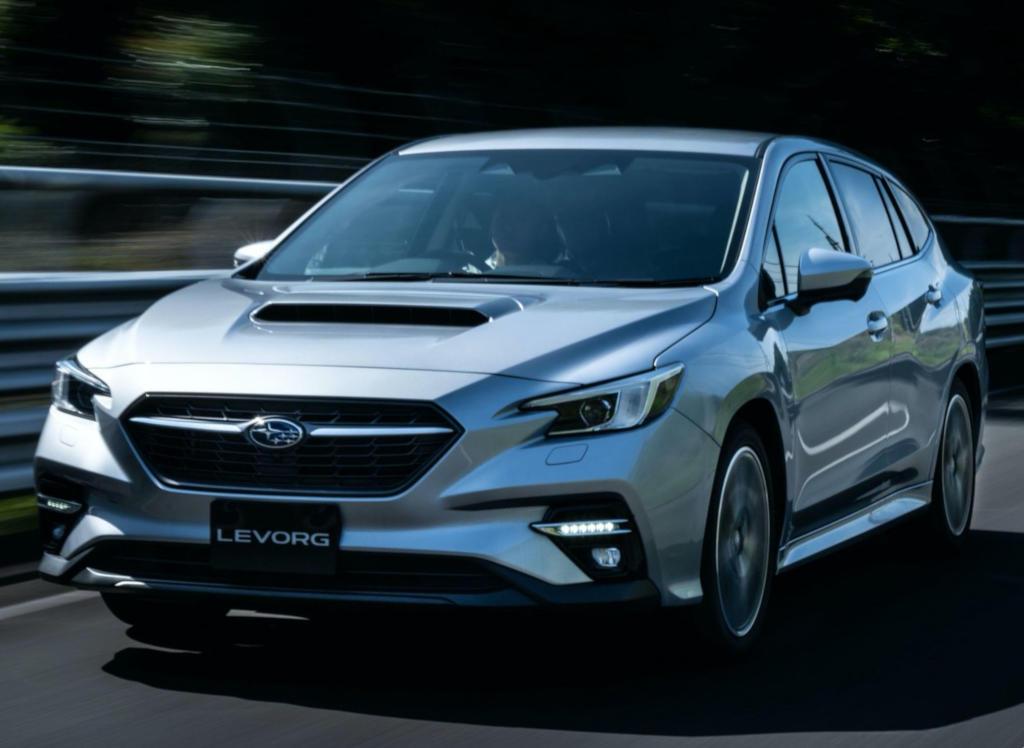 фото Subaru Levorg 2021