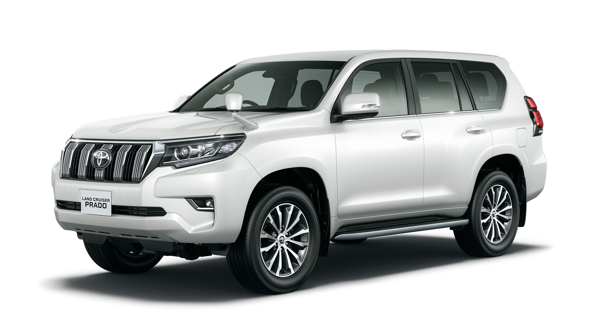 фото Toyota Land Cruiser Prado 150 2021 года