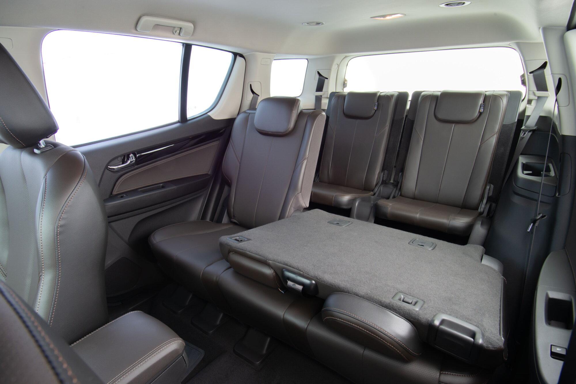 интерьер Chevrolet Trailblazer 2021