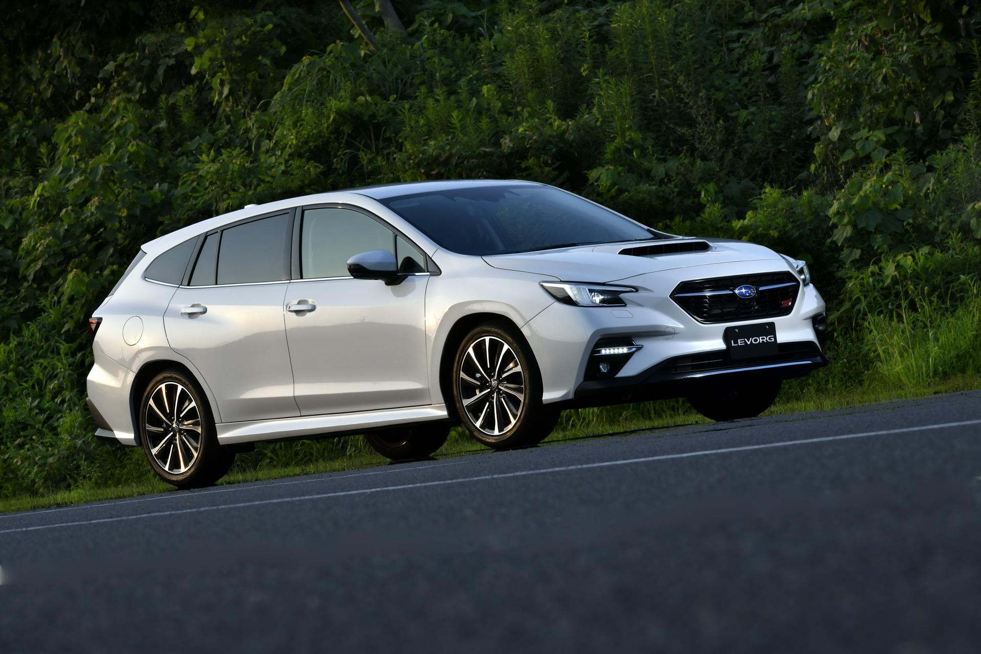 новый Subaru Levorg STI 2021