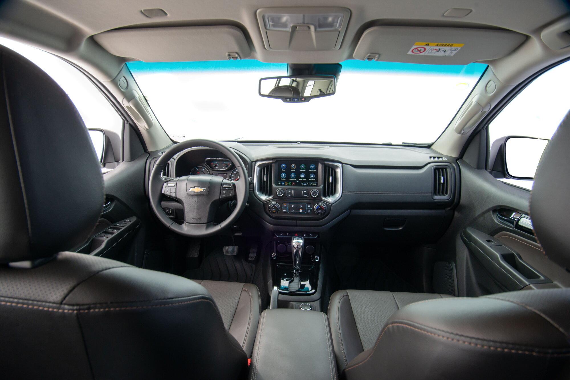 салон Chevrolet Trailblazer 2021