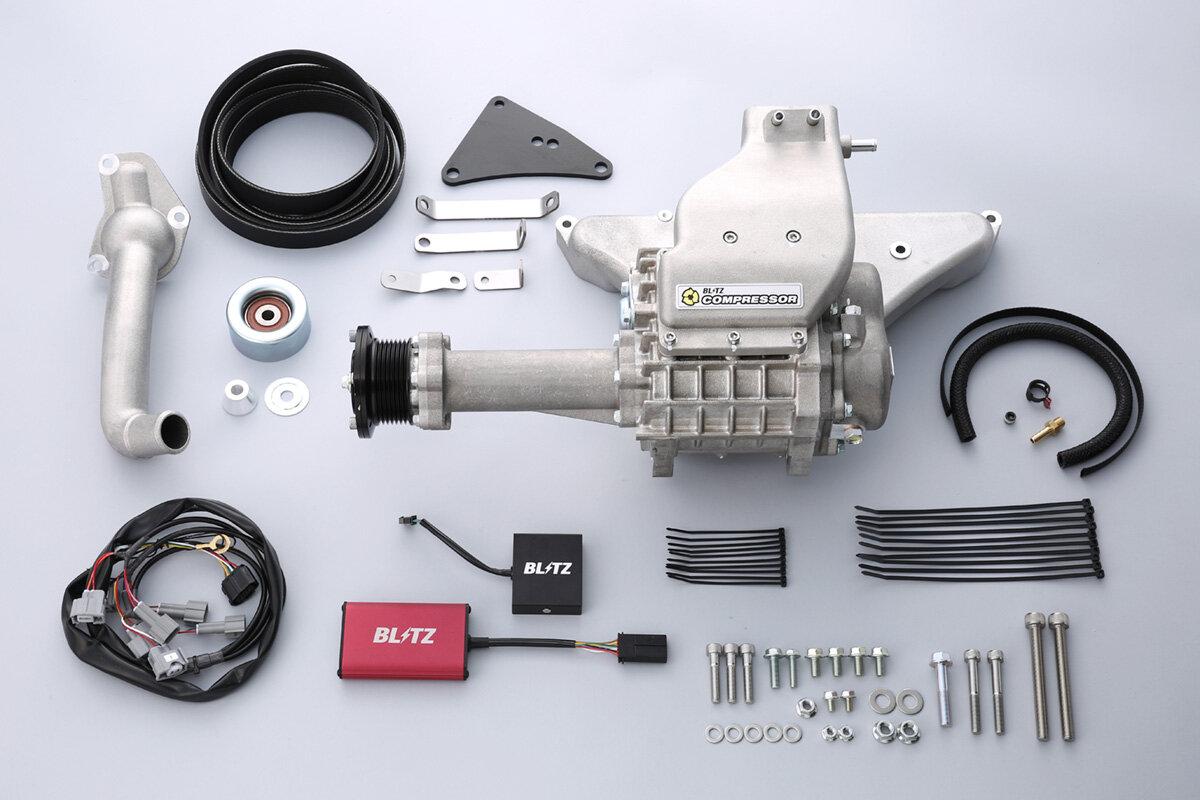 Тюнеры из Blitz добавили мощности Toyota Land Cruiser Prado 150 2.7