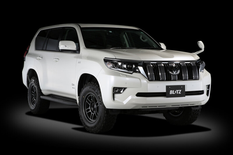 тюнинг Toyota Land Cruiser Prado 150 2.7 от Blitz