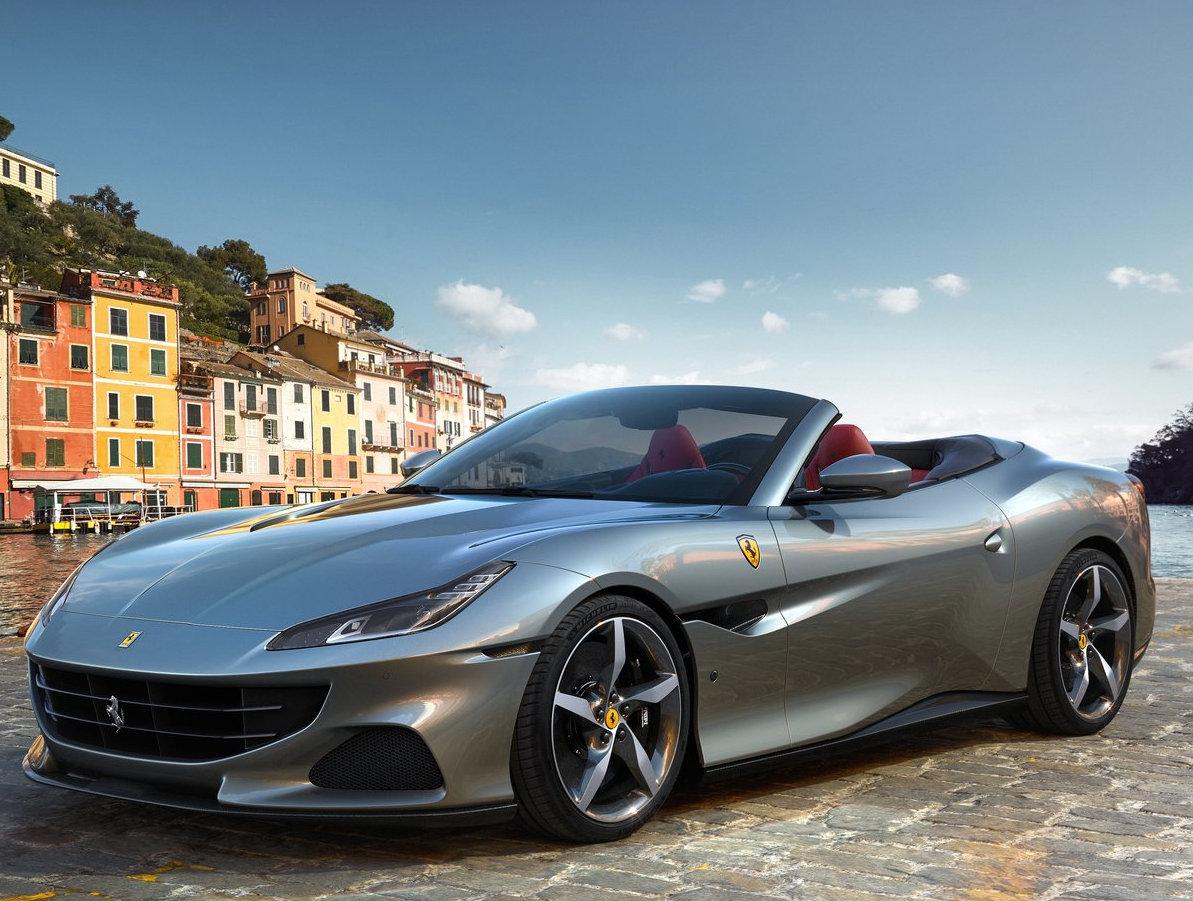 Ferrari Portofino M 2021 фото
