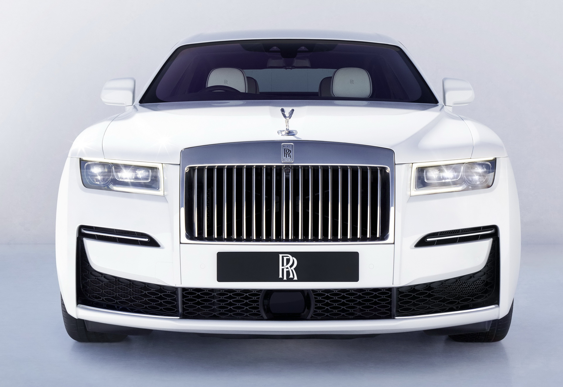 фигурка экстаза Rolls-Royce Ghost 2021