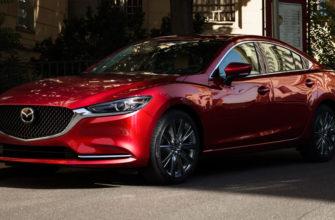 фото Mazda 6 2021 года