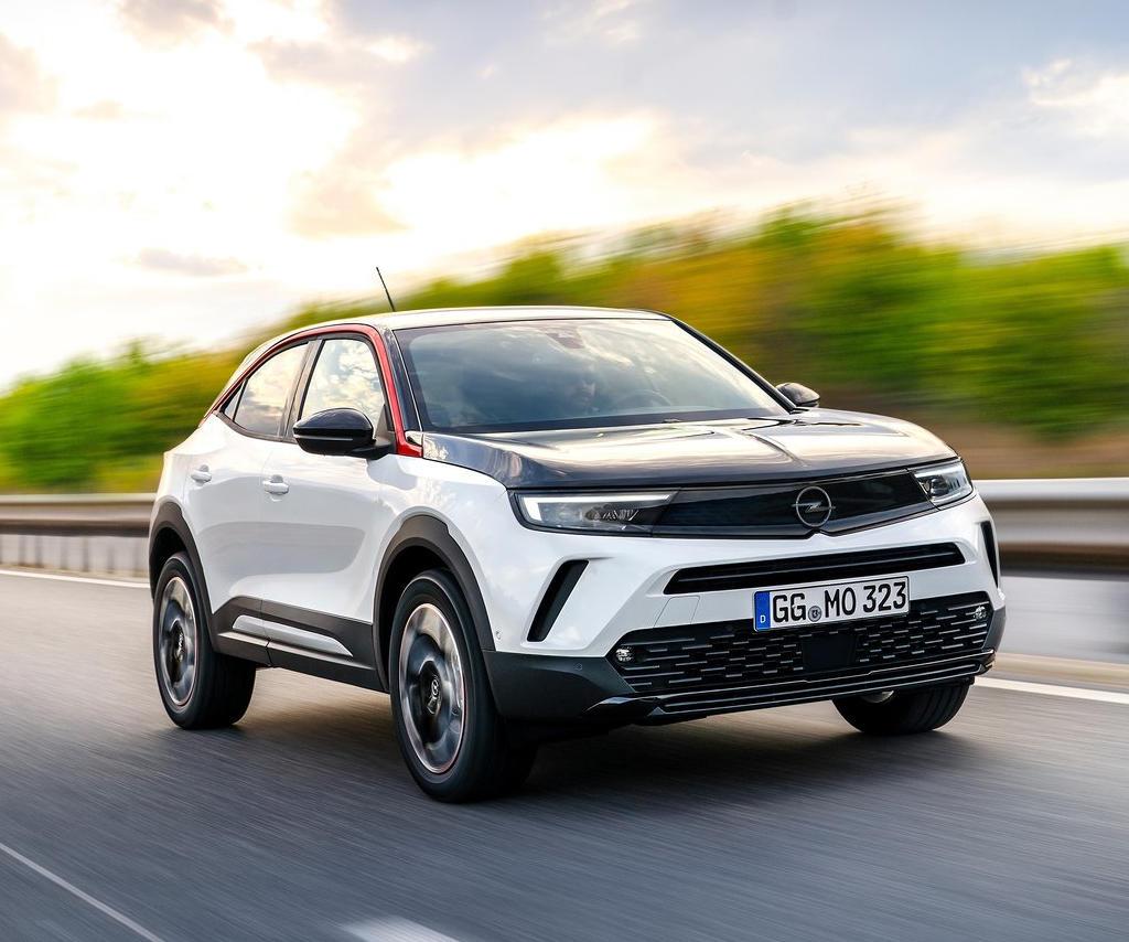 фото Opel Mokka 2021