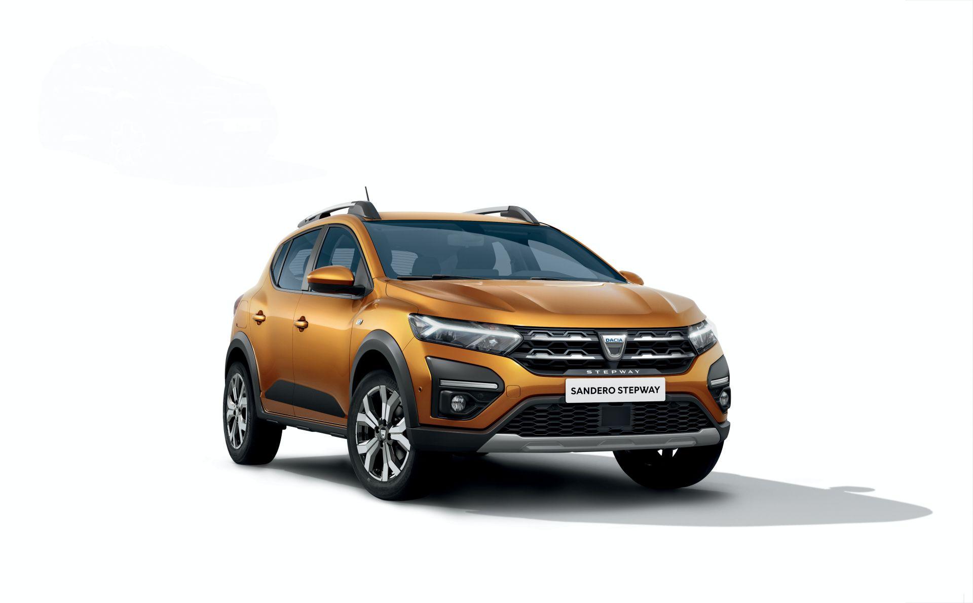 фото Renault Sandero Stepway 2021
