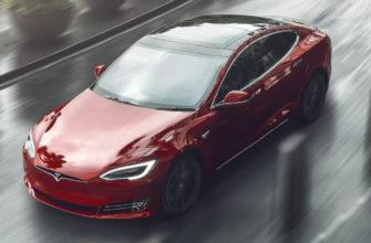 Новая Tesla Model S Plaid 2021 фото