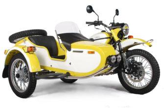 Новый мотоцикл Урал Weekender
